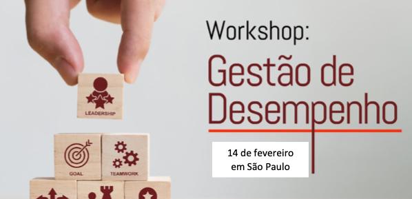 Workshop: Gestão de Desempenho